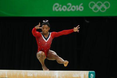 Simone Biles Doping