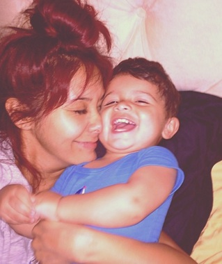 Snooki and her baby daddy, Jionni LaValle