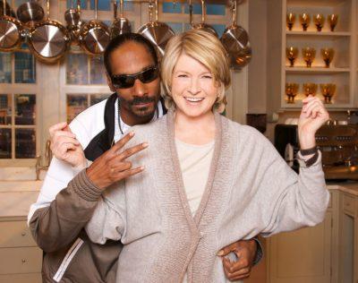 Snoop Dogg And Martha Stewart tv show