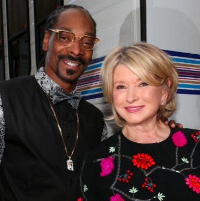 Snoop Dogg Martha Stewart new show