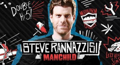 Steve Rannazzisi broke