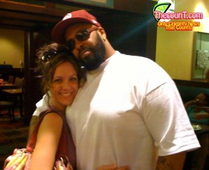Lisa Mason Lee n Suge Knight