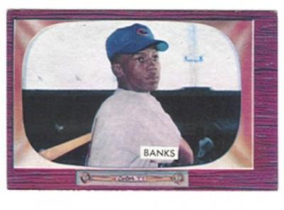 Sunshine MLB Legend Ernie Banks 4