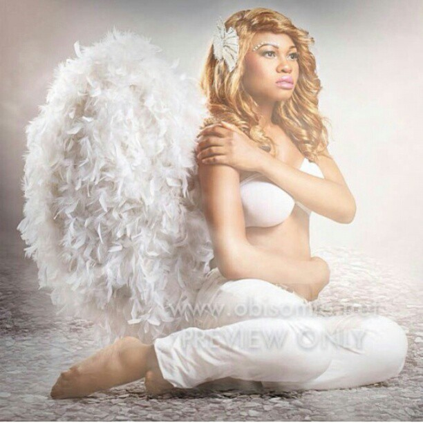 Susan Oluwabimpe Goldie Harvey angel