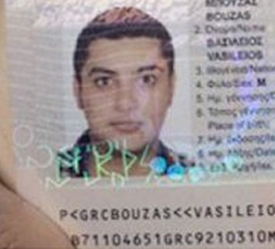 Syrians fake passports Honduras