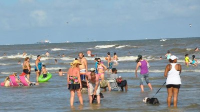 TX Beaches Infected With FECAL MATTER