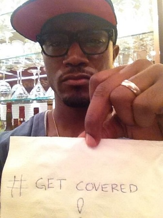 Taye Diggs-get covered