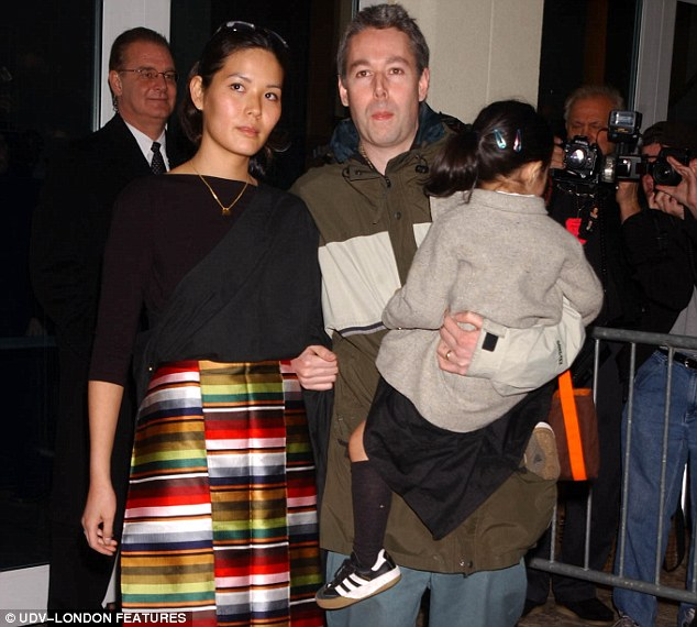 Tenzin Losel Yauch Adam Yauch and Wife Adam Yauch Interview   Beastie Boys Portugal 2007, Recent Family Pix More