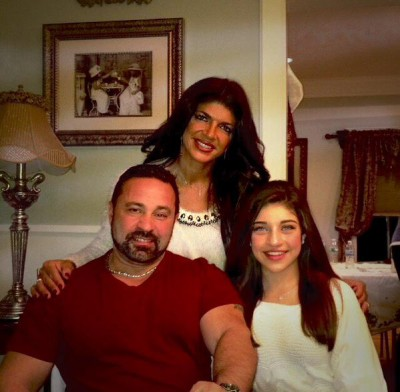 Teresa Giudice Attends Daughter's Concert In FINAL DAYS OF FREEDOM 2