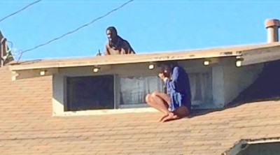 Terrified Venice Ca Woman Crawls On Roof To Hide From Intruder
