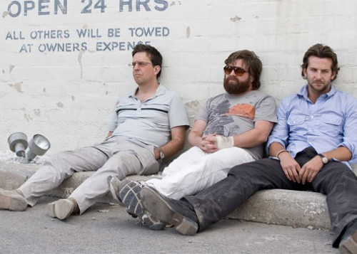 The Hangover 500x357 The Hangover 3 One Year Away: Will it be worth the pay?