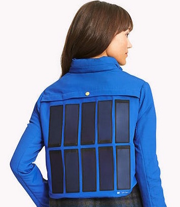 Tommy Hilfiger New Jacket Will Charge Your Phone 2