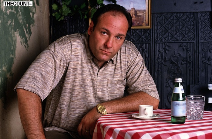 Tony Soprano 770496 BREAKING: R.I.P. James Gandolfini, 51, Tony Sprano The Sopranos