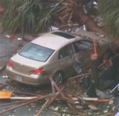 Tornado Broward Florida