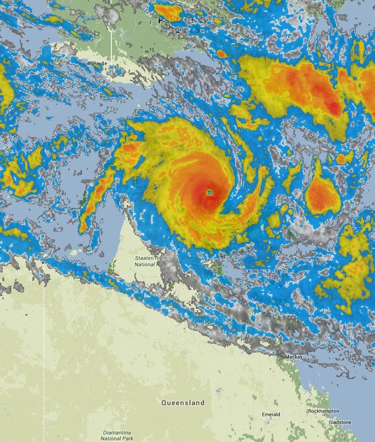 Tropical Cyclone Ita 2