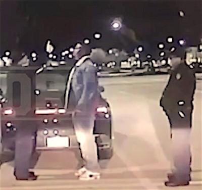 Troy Smith arrest video