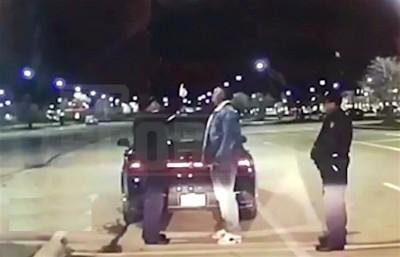 Troy Smith arrest video portland