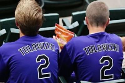 Troy Tulowitzki jersey