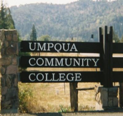 Umpqua college shooting
