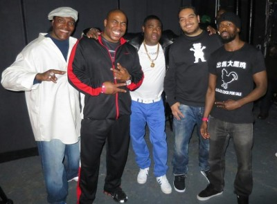 Uncle Jimmy Mac Capone Lee Tracy Morgan Cipha Sounds Wil Sylvince