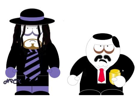 Undertaker and Paul Bearer1