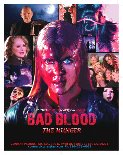 Untitled2 BAD BLOOD The Hunger Hottest Date Night Horror Movie In THEATERS NOW!