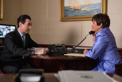 Valerie Jarrett the good wife 2