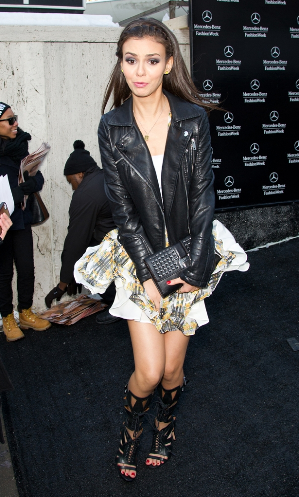 wardrobe malfunction victoria justice marilyn monroe image from our