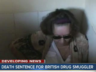 WPTV Lindsay June Sandiford 20130122063126 320 240 Drug Smuggling Granny To Be Executed By Firing Squad!