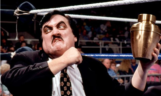 WWE Professional Wrestler Photograhs Stock 13 R.I.P. WWE Paul Bearer Undertakers Manager