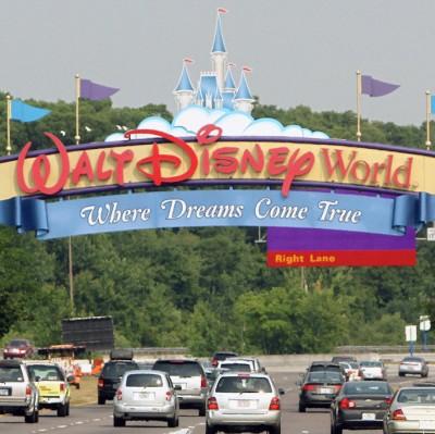 Walt Disney World, metal detectors 2
