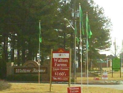 Walton Farms subdivision 2 5