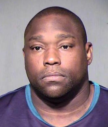 Warren Sapp escorts mug shot