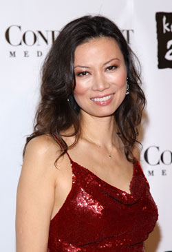 Wendi Deng NMA 02 Did Rupert Murdoch Just File For Divorce?