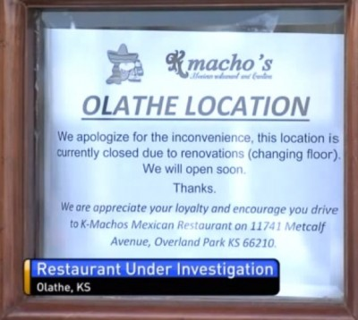 Why Did K-Macho Restaurant Close