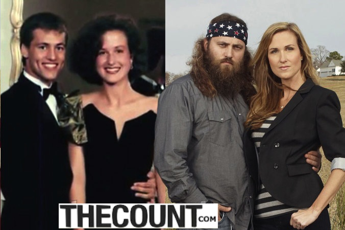 Willie Robertson wife Duck Dynasty DUCK DYNASTY BEARDLESS New Duck Dynasty Brother And MORE!
