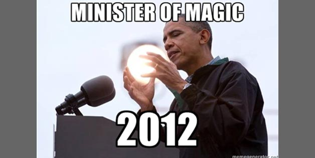 Funny Wizard Obama Memes