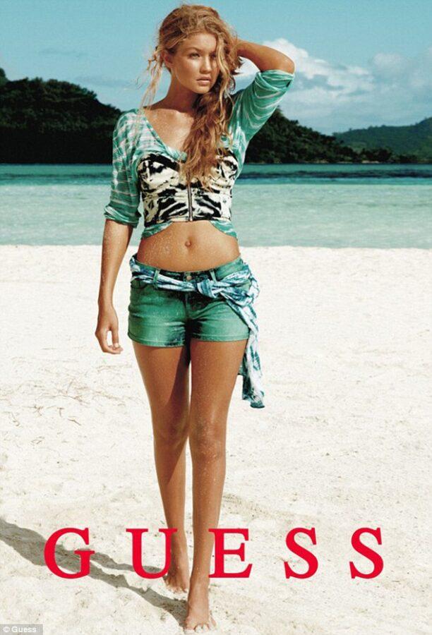 Yolanda Foster Gigi 1