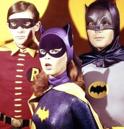 Yvonne Craig adam west burt young