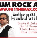 Zeke Logan 5 155x160 Zeke Logan Of Drake And Zeke Radio Show DIES
