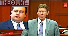 Zimmerman Lawyer Mark O'Mara ''STEALTH JUROR TRIED FAILED'' BOMBSHELL