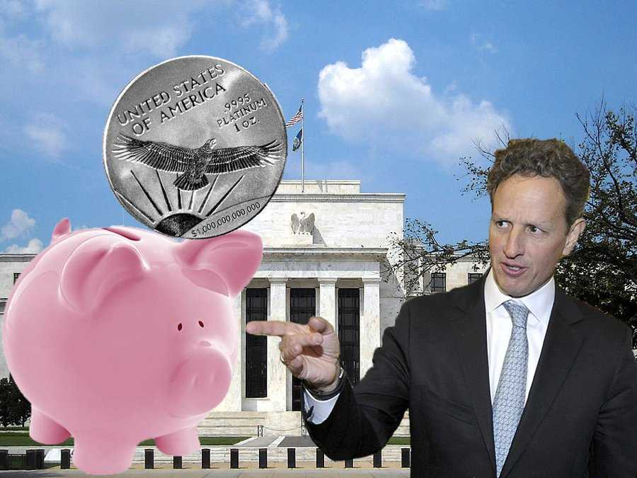 a guide to tim geithners trillion dollar coin dilemma 6 Proposed Designs For New $1 Trillion Coin