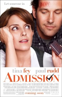 admission poster  130323112944 200x312 Nikki Finke: Paul Rudd Is Box Office Poison