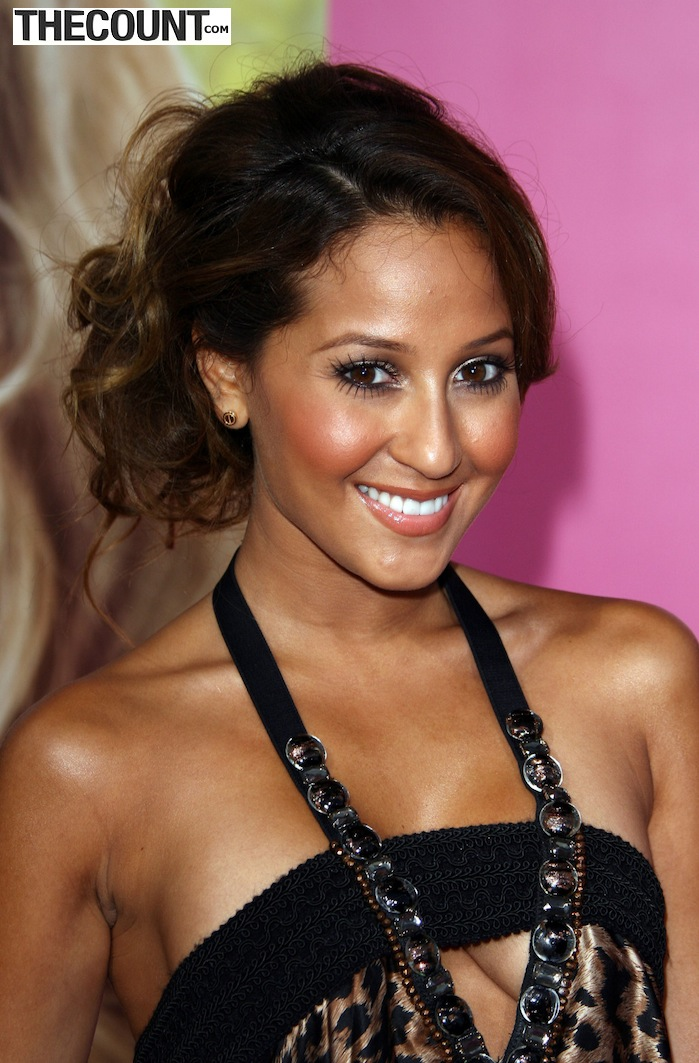 adrienne bailon 26420 The Many Looks Of Adrienne Bailon The Real Talk Show Host