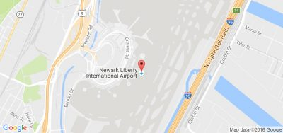 air trains stuck Newark Liberty Airport