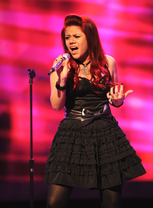 allison American Idol Corner