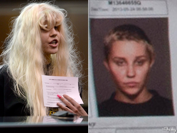amanda bynes court mugshot 052413 600x450 Amanda Bynes PAYBACK SNAP For Everyone She Called UGLY.. No Amanda, THIS Is Ugly