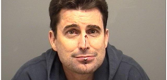 anchor morrison arrested mug shot CBS News Anchor Accused Strangling Beautiful Wife
