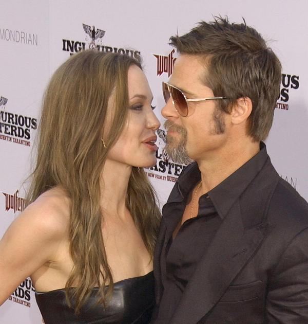 angelina jolie brad pitt Did Brad Pitt Really Give Angelina Jolie Breath Mints For Valentines Day?