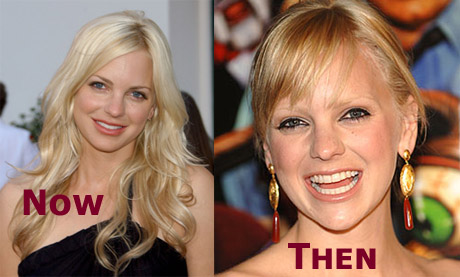 anna faces The World According To Anna Faris